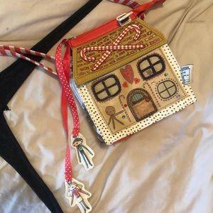 Cute holiday purse
